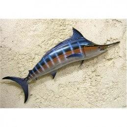 Marlin Bleu murale