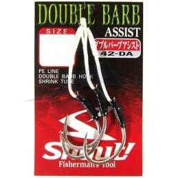 Shout Double Barb Assist...