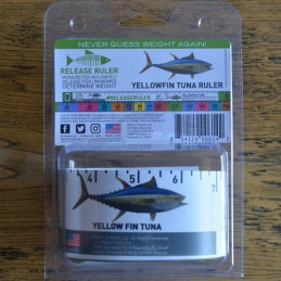 Yellowfin Tuna Release Ruler