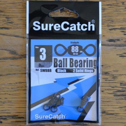 SureCatch Ball Bearing Swivel