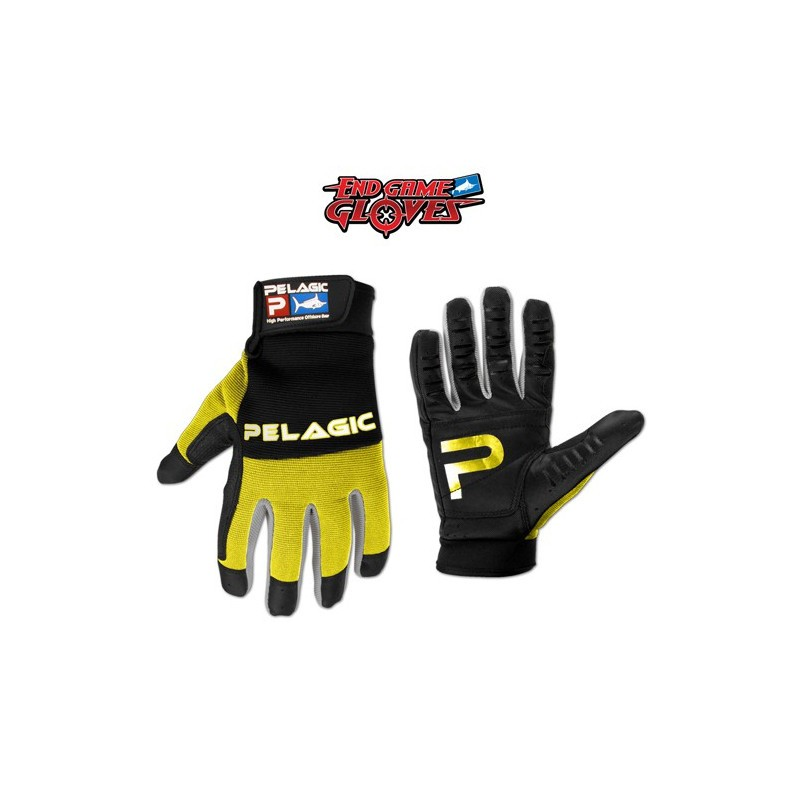 Pelagic gloves (long)