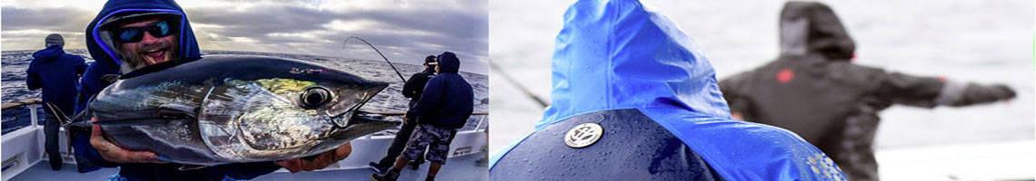 Vestes pour la pêche en Mer