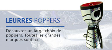 Leurres Poppers