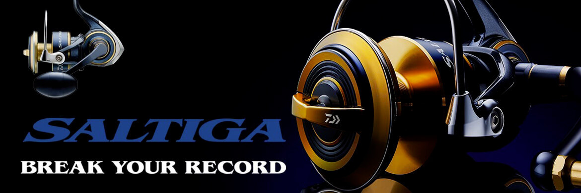 Now, in 2020 Saltiga is re-imagined delivering anglers the most technologically advanced Saltiga ever produced.