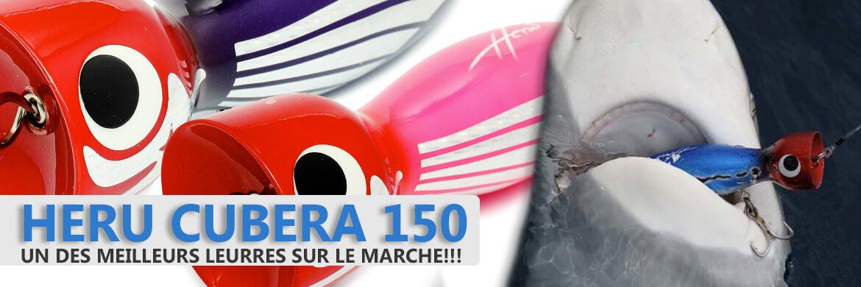Popper Cubera 150  de chez Heru